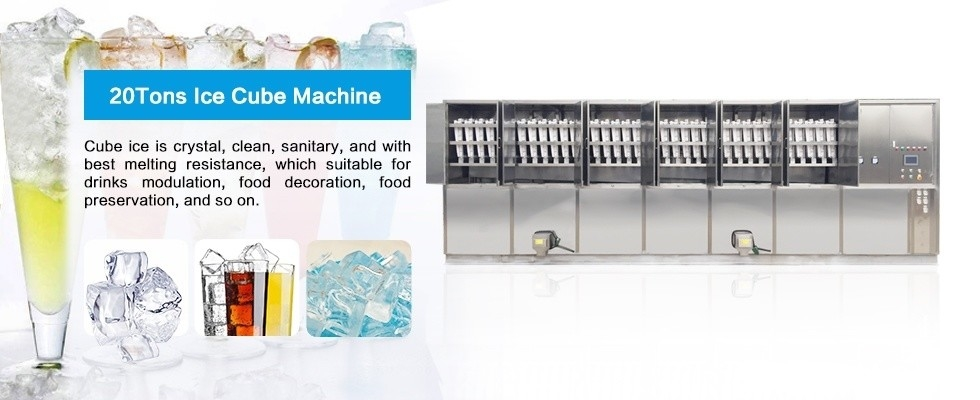 China best Ice Tube Machine on sales
