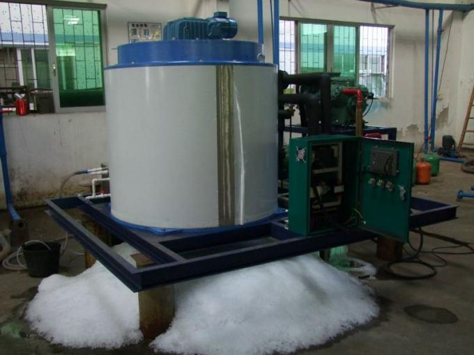 8 tons flake ice machine
