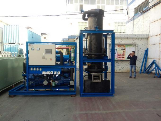 High Efficiency 10 ton Ice Tube Machine with Touch Screen CE  ISO
