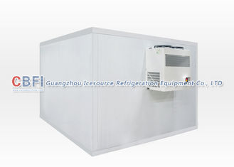 Adjusted Temperature Medical Cold Room / Cold Storage Freezer Convenient Operation