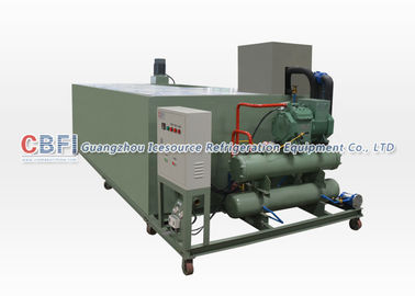 China High Production 5 Ton / 24 Hrs Ice Block Machine Easy Operation  factory