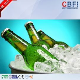 China Refrigeration Equipment Edible Crystal Ice Tube Machine 304 Stainless Steel For Drink factory