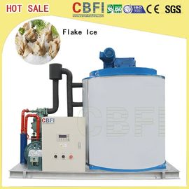 China Small Crush Ice 1 Mm  2 Mm Ice Makers Commercial Low Electric Power Consumption  factory