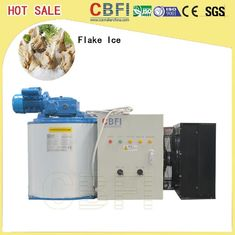 China Industrial Ice Maker Machine / Ice Making Equipment 10 Tons 15 Tons 20 Tons 30 Tons Capacity factory