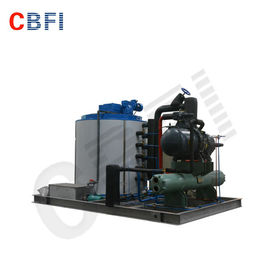 China Germany Bitzer Compressor Commercial Flake Ice Machine Power Saving factory