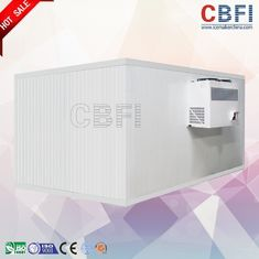 China Energy Saving Integrated Freezer Cold Room / Cold Room Equipment Quick Freezing supplier