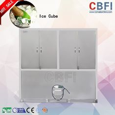 China 55dB Noise Ice Cubes Maker Machines , Ice Makers Commercial Big Capacity factory