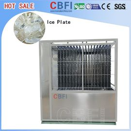 China 5000kg Capacity Plate Ice Machine , Automatic Ice Machine High Production factory