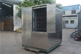 China Large Cool Storage Capacity  Plate Ice Making Machine / Automatic Ice Machine Business supplier