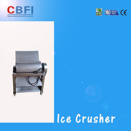 China Large Seafood Meat Crush Ice Machine / Ice Crusher Machine Commercial  factory