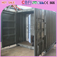 China Movable / Strong Cold Storage Containers Outside Cold Room Without Shed factory