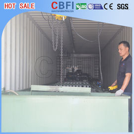 China 5 Kg 10 Kg 15 Kg 20 Kg 25kg Industrial Ice Block Making Machine For Cold Drink Shops factory