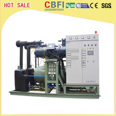 China Energy Saving Commercial Ice Block Maker / Ice Making Equipment 5 Tons Per Day factory