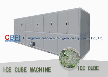 China water or air cooled system  Ice Cube Machine good ice bin design factory
