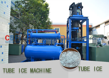 China Refrigerant R22 / R404a Ice Tube Machine Bitzer Semi Hermetic Piston Compressor factory