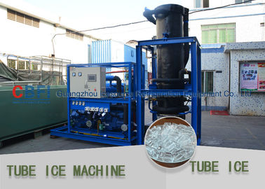 China Integrated Edible Ice Tube Machine High Output Commercial Grade Ice Machine factory