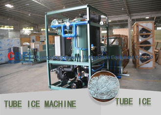 China Intelligent Germany Control Tube Ice Maker Daily Capacity 1000kg / 24h - 30,000kg / 24h factory