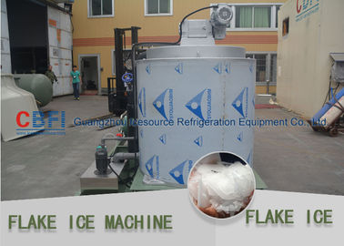 China Industrial Flake Ice Maker For Meat With 1 Year Warranty CE Approved factory