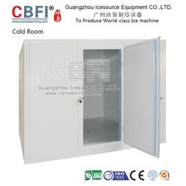 China Energy Saving Walk In Blast Freezer , Industrial Blast Freezer For Fruit / Dairy / Drink factory