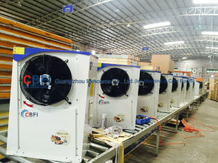 China Industrial Blast Chiller / Freezer And Chiller 380V / 50HZ / 3P Or 220V / 60HZ / 3P factory