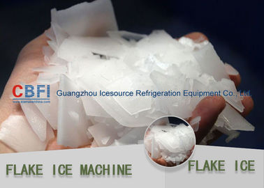 China Supermarket Flake Ice Machine With Micro Computer Centralized Control factory