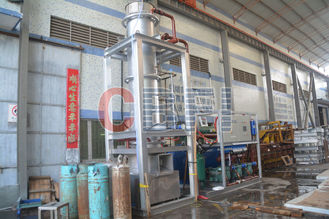 China Freon System Ice Tube Machine for Malaysia , Indonesia , Philippines factory