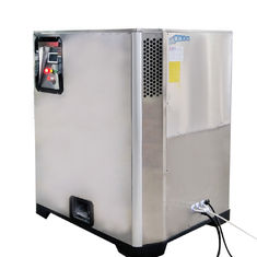 China Energy Saving Easy Operate 1 Ton Per 24 Hours Nugget Ice Machine Length 16 To 19mm factory