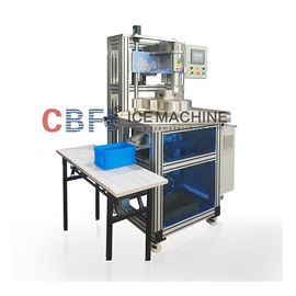 China Transparent Entire Surrounding Slow Dissolution Spherical Ice Machine High Efficiency factory