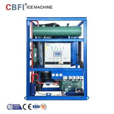 China Water Cooling Tube Ice Machine With Daily Capacity 5000kg/24h factory