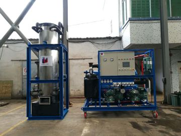 China High Efficiency 10 ton Ice Tube Machine with Touch Screen CE  ISO factory