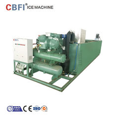 China Ice block Making Machine R22 / R404a Refrigerant factory