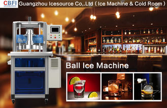 China Unique Smooth And Completely Large Ice Ball Maker 1280mm * 1020mm * 2050mm supplier