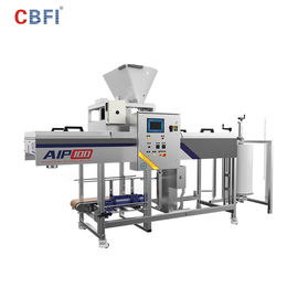 China CBFI Easy Operation Edible Ice Packing System Save Labor Cost And Production Cost factory