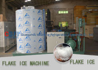China High Efficiency Automatic Snowflake Ice Machine / Commercial Flake Ice Maker factory
