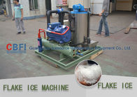20 Tons Flake Ice Machine Stainless Steel Evaporator For Concrete Processing supplier