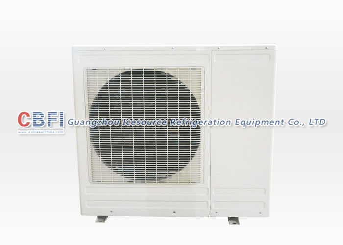 5HP Scroll Type Cold Storage Refrigeration Units / Cold Room Unit Fast Cooling supplier