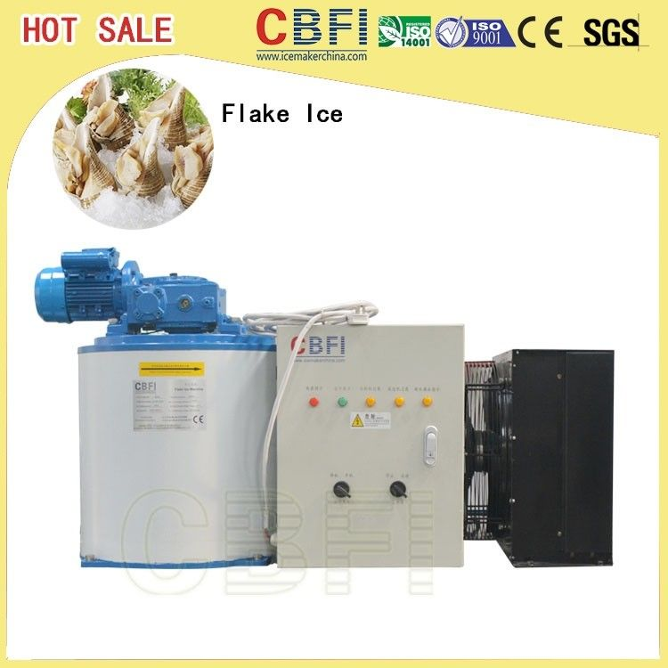 Industrial Ice Maker Machine / Ice Making Equipment 10 Tons 15 Tons 20 Tons 30 Tons Capacity supplier