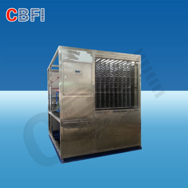 R404a Refrigerant Lower Temperature Chiller / Water Cooled Chiller For Freezing Water supplier