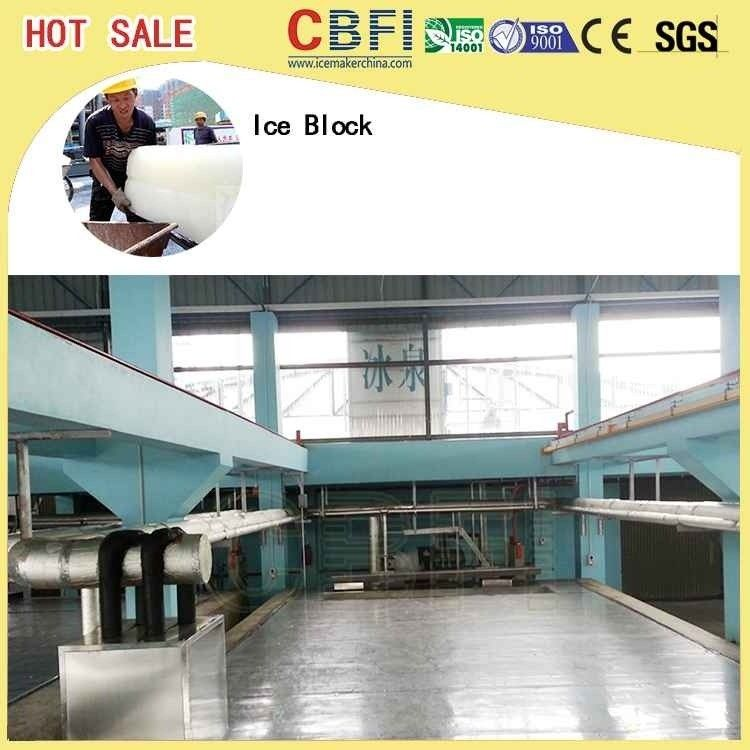 5 Kg 10 Kg 20 Kg 50 Kg Ice Cans Ice Block Making Machine Energy Saving supplier