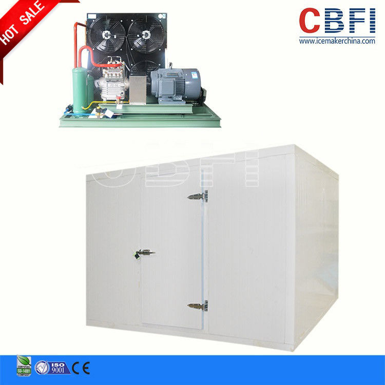 Adjustable Temperature Commercial Blast Freezer , Blast Chiller Freezer For Grain / Corp Storage supplier