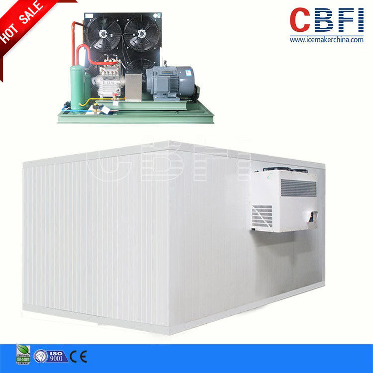 CBFI VCR220 Blast Chiller Commercial , Air Blast Freezing For Drink / Beer Storage supplier
