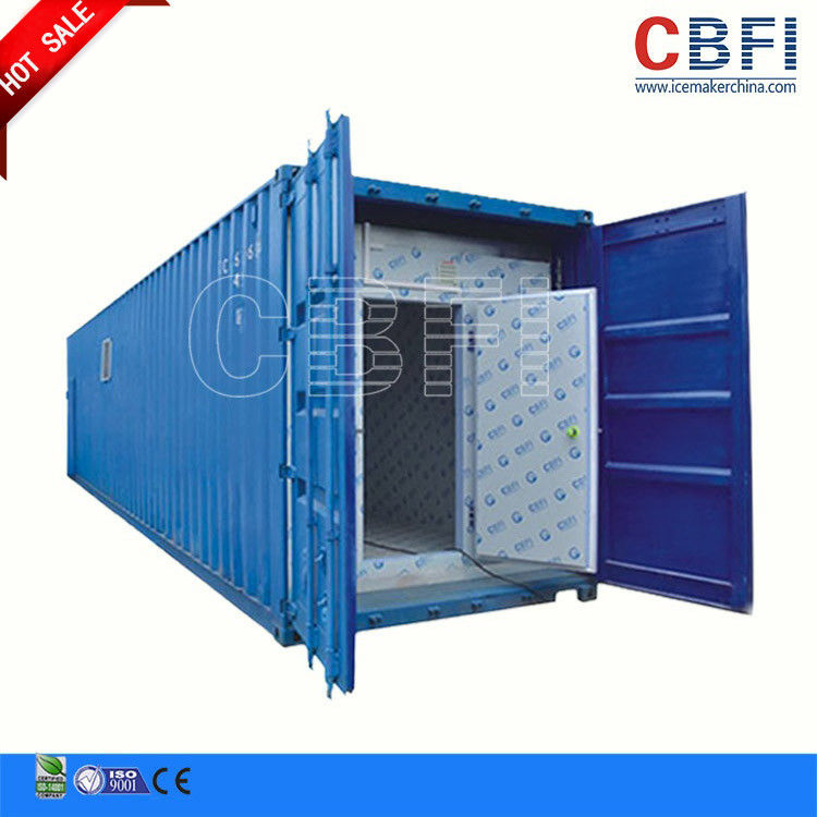 Refrigeration 20 Ft 40ft Container Cold Room Freezer Shipping