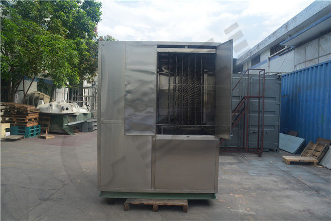1 Ton To 50 Tons Per Day Restaurant Ice Maker Machine / Ice Makers Commercial supplier
