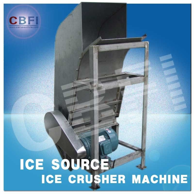 water proof crushed ice maker machine industrial ice crusher machine energy saving - Ice Crusher Machine