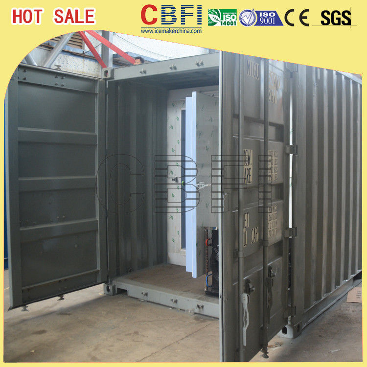 -45 To 15 Degree Container Cold Room / Cold Storage Room Commercial  supplier