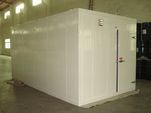 -18 ~ -25℃ Polyurethane Pnel Freezer Cold Room for Fish and Meat Storage supplier