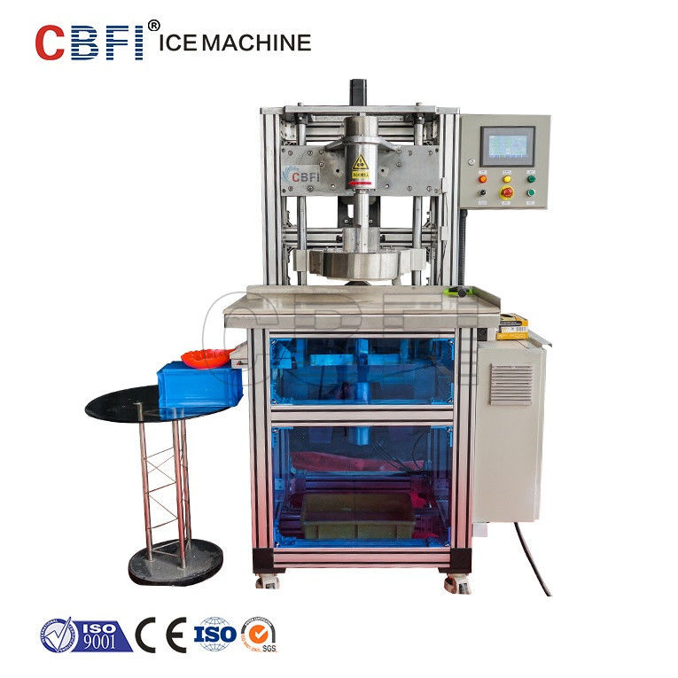 Air Cooling Ice Ball Maker Machine Working Pressure 0.6 - 0.8Mpa supplier