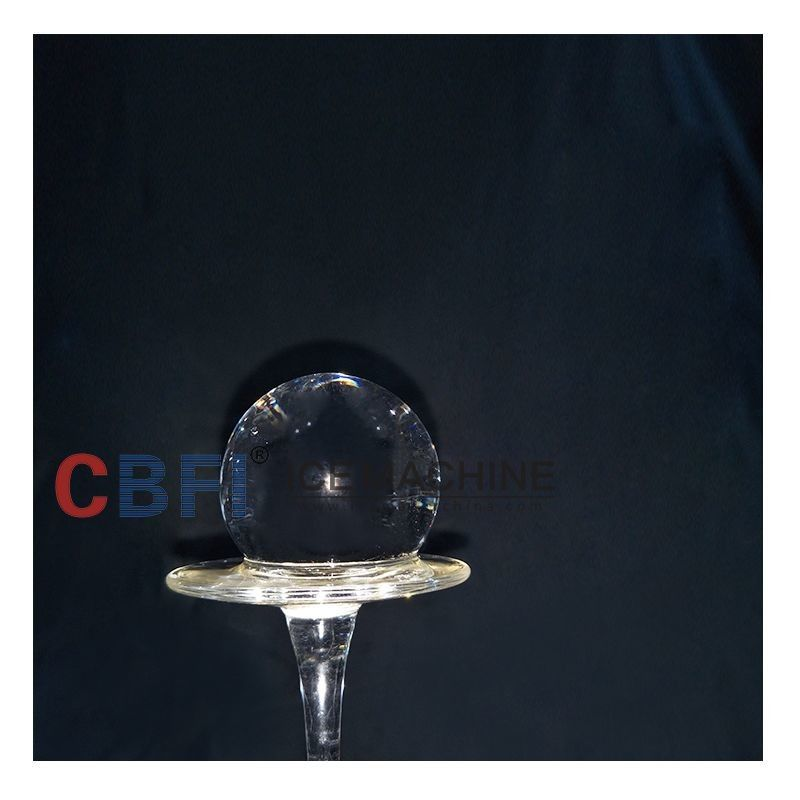 Stainless Steel Automatic Ice Ball Maker Machine Slow Melting Food Grade supplier