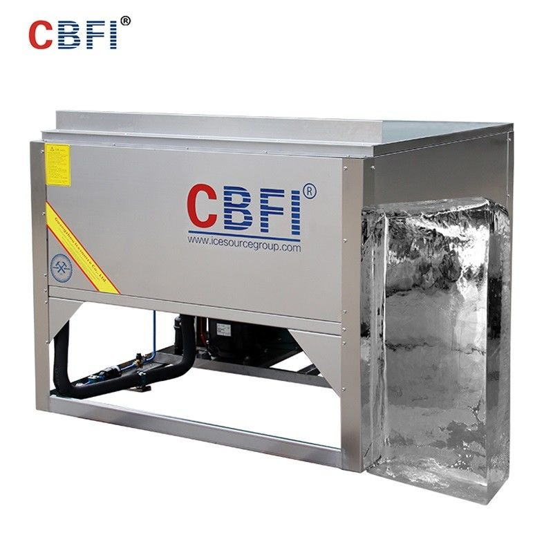 CBFI PIM02 Pure Ice Machine for ice sculpture and nightclubs supplier