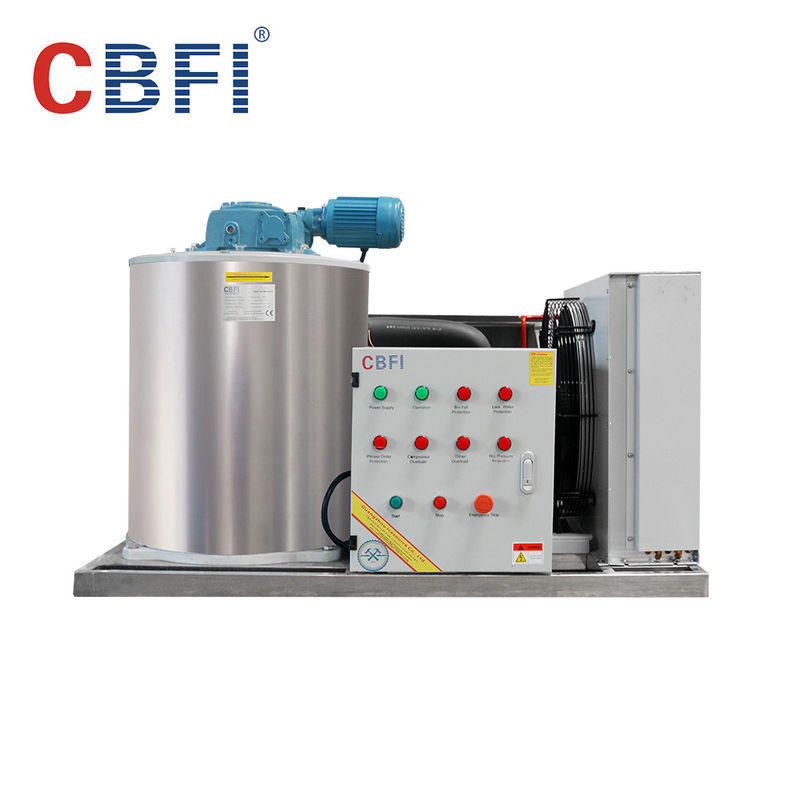 Restaurants Bars Flake Ice Machine High Production CBFI BF1000 - BF60000 supplier